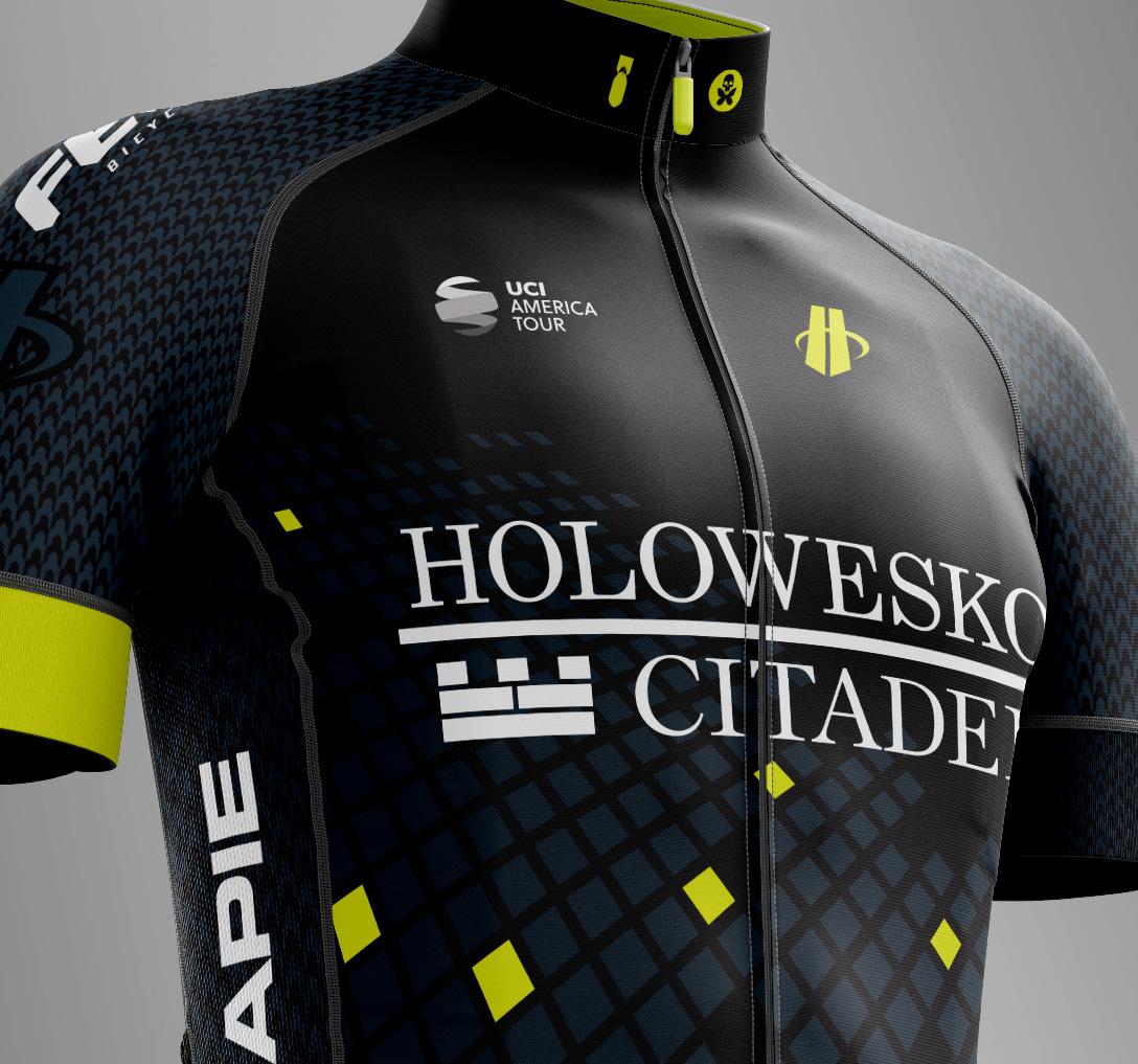 hincapie racing team kit