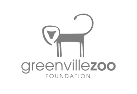 friends of the greenville zoo / greenville zoo foundation logo