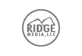 ridge media logo