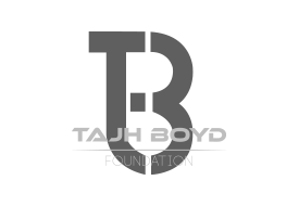 tajh boyd foundation logo