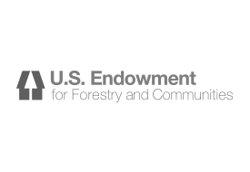 us endowment for forestry and communities logo