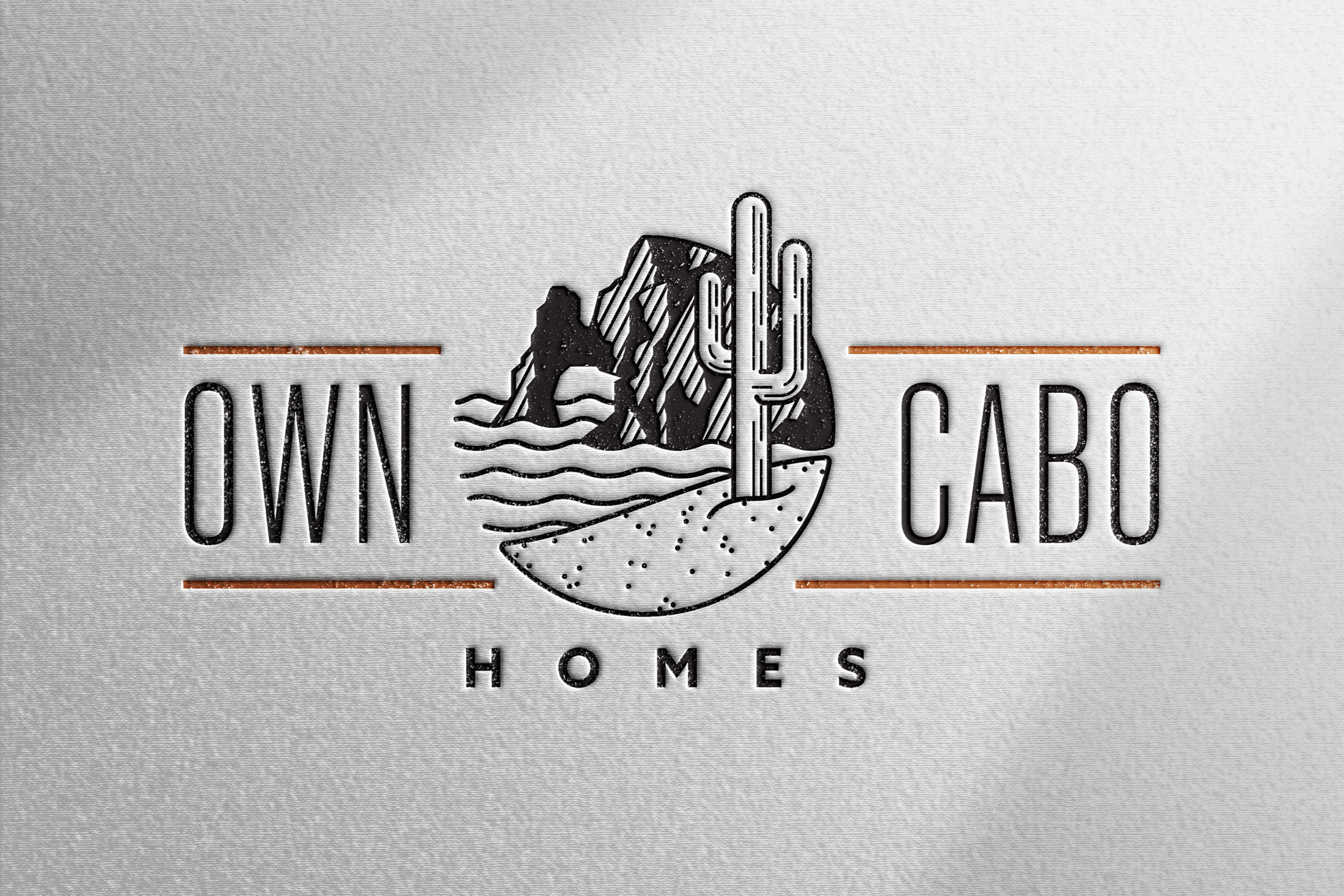 Own Cabo Homes logo